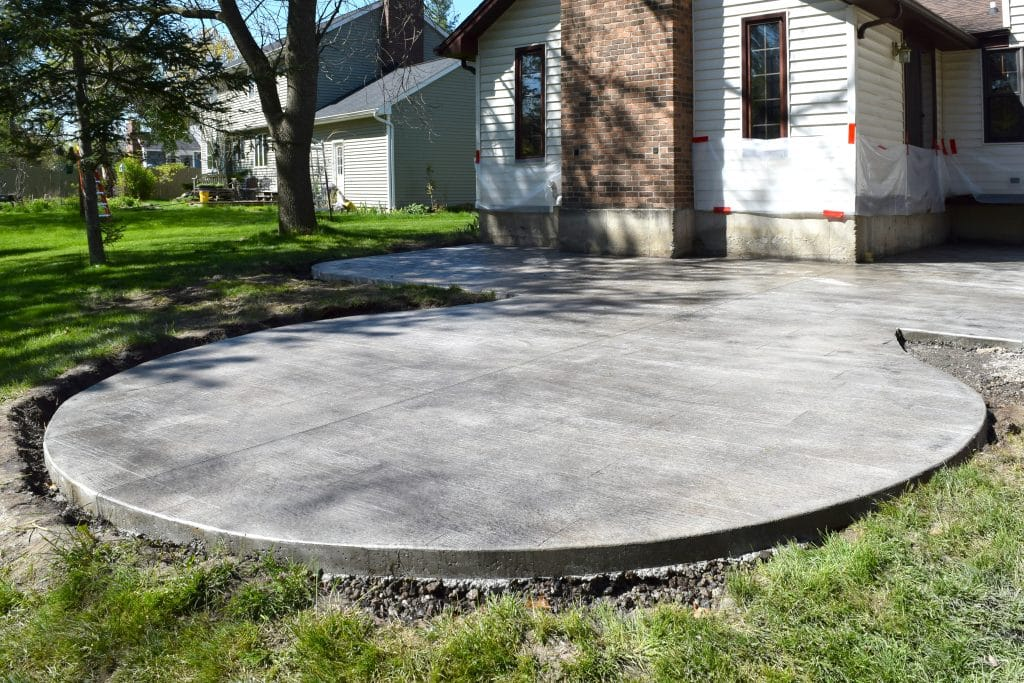 Order redimix concrete pouring for your rental property in North York